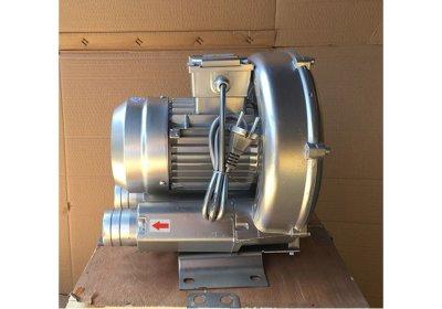 解放路旋涡气泵安装案例